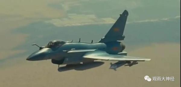 ▲ 젠-10C 전투기